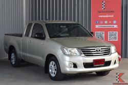 รถมือสอง Toyota Hilux Vigo 2.7 CHAMP SMARTCAB (ปี 2013) CNG Pickup MT