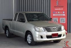 Toyota Hilux Vigo 2.7 CHAMP SMARTCAB (ปี 2013) CNG Pickup MT