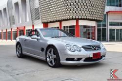 Mercedes-Benz SL55 AMG R230 (ปี 2003) AMG 5.4 AT Convertible ราคา 2,690,000 บาท