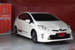 Toyota Prius 1.8 (ปี 2014) Hybrid TRD Sportivo II Hatchback AT