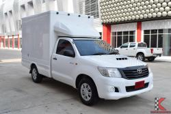 รถมือสอง Toyota Hilux Vigo 2.5 CHAMP SINGLE (2013) J Pickup MT
