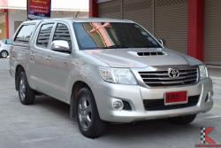 Toyota Hilux Vigo 2.5 CHAMP DOUBLE CAB (ปี 2013) G Pickup MT