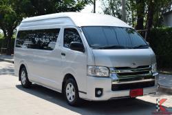 Toyota Hiace 3.0 COMMUTER ( ปี2016 ) D4D Van AT