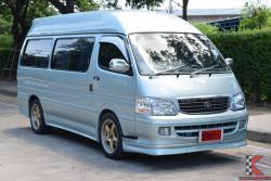 รถมือสอง Toyota Hiace 3.0 หัวจรวด (ปี 2002) Commuter Van MT