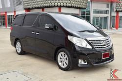 Toyota Alphard 2.4 (ปี 2012) V Van AT ราคา 1,650,000 บาท