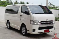Toyota Hiace 3.0 ตัวเตี้ย ( ปี2014 ) D4D Van MT