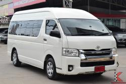 Toyota Hiace 3.0 COMMUTER  (ปี 2016 ) D4D Van AT