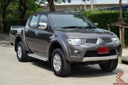 Mitsubishi Triton 2.4 DOUBLE CAB ( ปี 2013 ) PLUS CNG Pickup MT