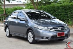 รถมือสอง Honda CITY 1.5 (ปี 2013) S CNG Sedan AT