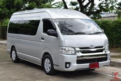 รถมือสอง Toyota Hiace 3.0 COMMUTER ( ปี 2017 ) D4D Van AT