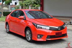 รถมือสอง Toyota Corolla Altis 1.8 ALTIS (ปี 2014 ) ESPORT Sedan AT