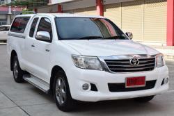Toyota Hilux Vigo 2.7 CHAMP SMARTCAB (ปี 2012) J Pickup MT