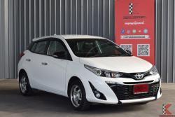 Toyota Yaris 1.2 (ปี 2019) G+ Hatchback AT