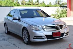 Mercedes-Benz C200 1.8 W204 (ปี 2013) Style Sedan AT