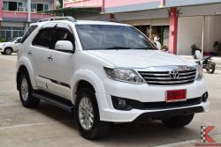 Toyota Fortuner 2.7 (ปี 2013) V SUV AT