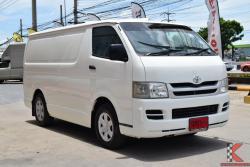รถมือสอง Toyota Hiace 2.5 ตัวเตี้ย (ปี 2008 ) D4D Van MT