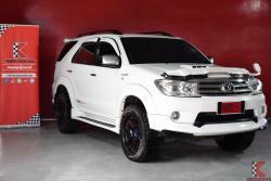 รถมือสอง Toyota Fortuner 3.0 (ปี 2011) TRD Sportivo III SUV AT