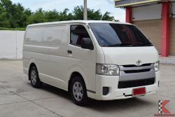 Toyota Hiace 3.0 ตัวเตี้ย (ปี 2015 ) D4D Van MT