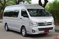 รถมือสอง Toyota Hiace 2.5 COMMUTER (ปี 2014) D4D Van MT