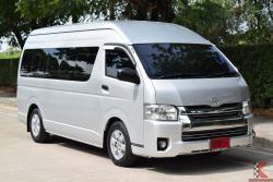 รถมือสอง Toyota Hiace 3.0 COMMUTER (ปี 2015) D4D Van MT